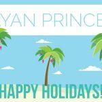Happy Holidays from Mayan Princess