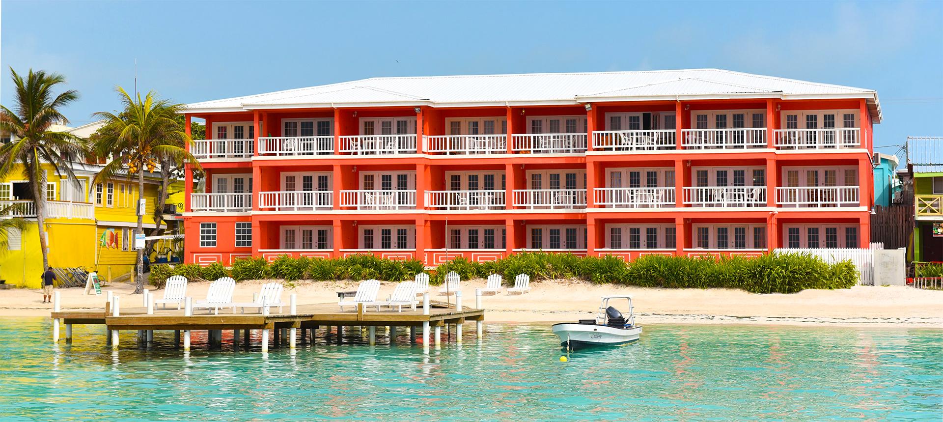 Hotel Beach - Winter Special - Mayan Princess Hotel, Belize