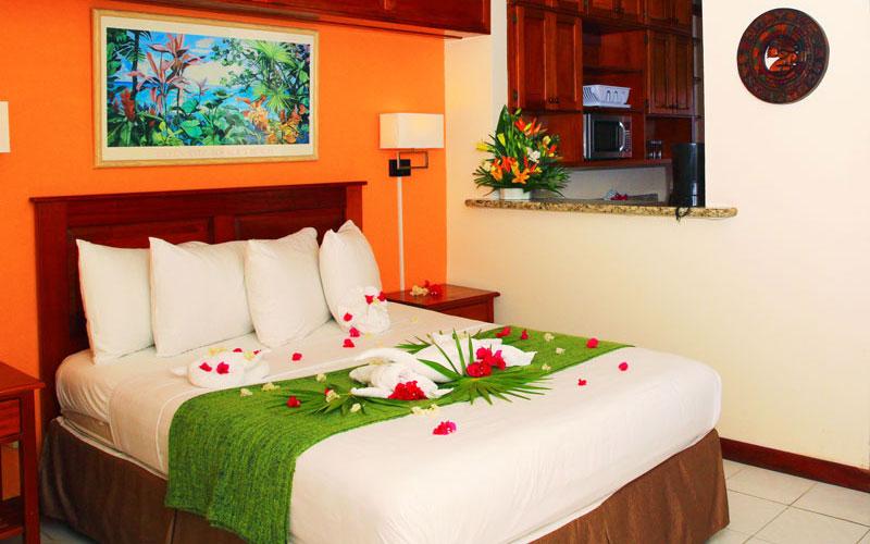 Housekeeping - Mayan Princess Hotel, Belize
